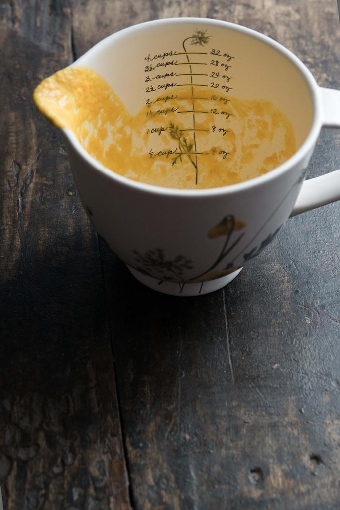 Sopa de Cenoura by Jamile Sayao